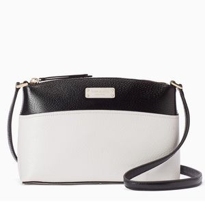 Kate Spade New York Jeanne Crossbody Leather Bag